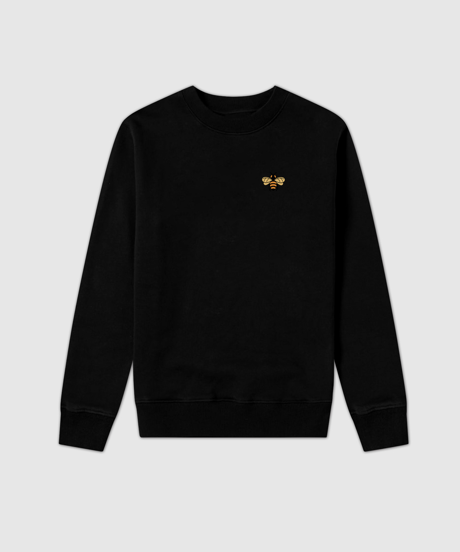 Crew Sweatshirt Bee 4 - COTTON SWEATSHIRT, GAVANICS BEE