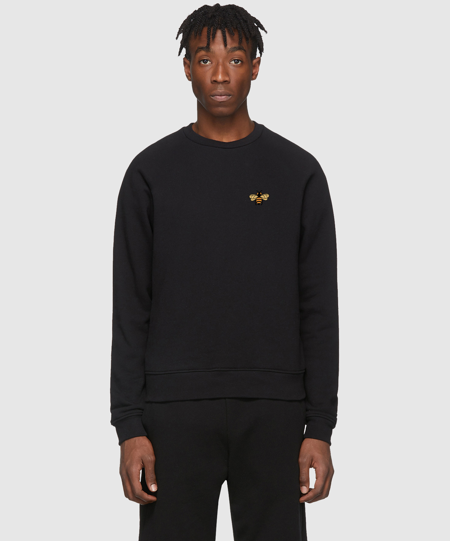 Crew Sweatshirt Bee 1 - Checkout Page