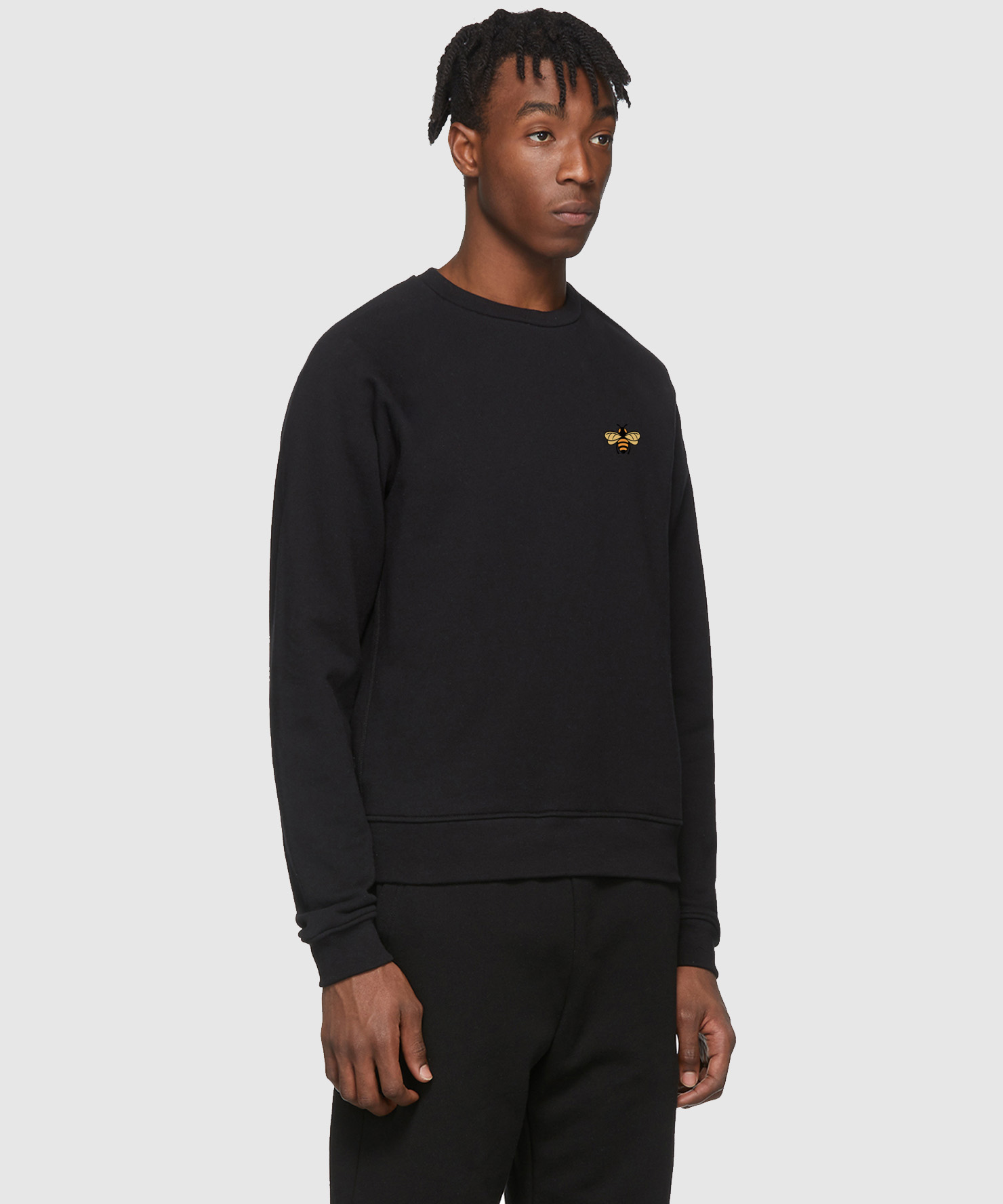 Crew Sweatshirt Bee 2 - Checkout Page